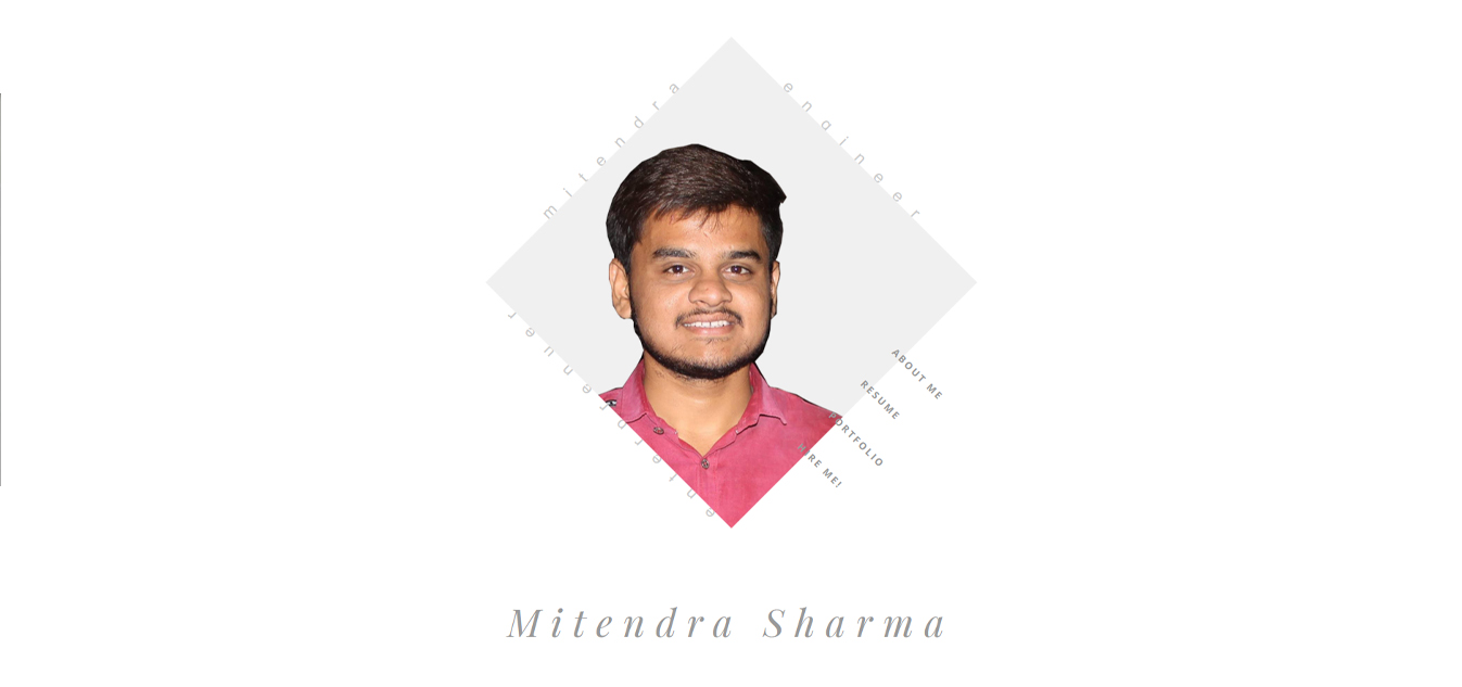 Mitendra Sharma